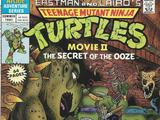 Teenage Mutant Ninja Turtles Movie II: The Secret of the Ooze