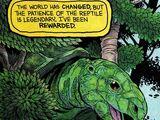 Die Große Schildkröte