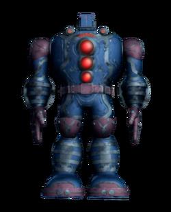 VX3 Warbots Profile