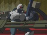 Foot Gunner Ninja
