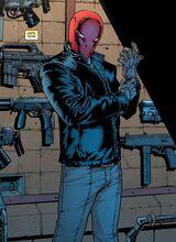 Jason Todd Red Hood 2
