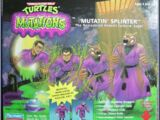 Mutatin' Splinter (1992 action figure)