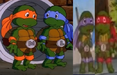 Tmnt 1987 kids by coolgirls2-d5wfemk