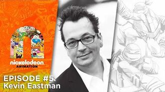 Episode 5 Kevin Eastman Nick Animation Podcast
