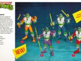Team Ninja TMNT (unreleased action figure)