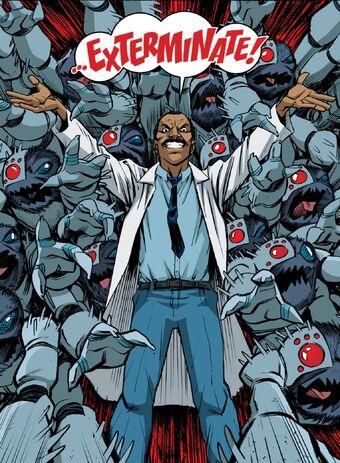 baxter cartoon character baxter stockman (idw) | tmntpedia | fandom