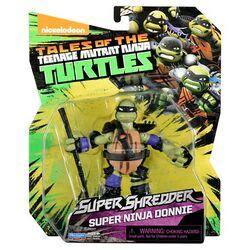 Super Ninja Donnie (2016 Action Figure) Inside Package