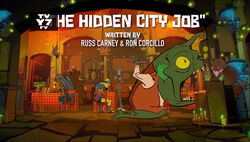 The Hidden city job1
