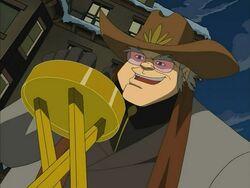 Mr. Arboost (The Golden Puck)