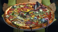 TMNT 2012 Ultimate Pizza