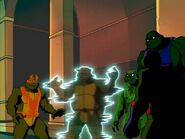TMNT Super Turtles Mikey disap