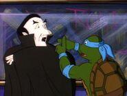 Teenage mutant ninja turtles 1987 season4 part2 leonardo vampire dracula