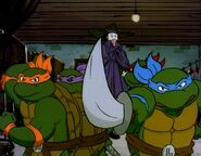 Teenage mutant ninja turtles 1987 season4 part2 turtles phantom of the opera