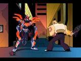 03 cyber shredder vs hun