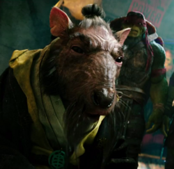 Splinter (Paramount) | TMNTPedia | FANDOM powered by Wikia