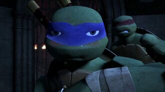"TMNT 2012 ""Vengeance is Mine"" Clip"