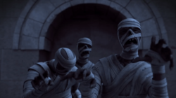 TMNT Mummies