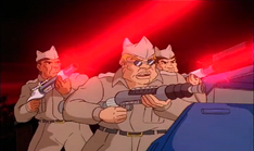 Mobster from dimension x 24 - shooting