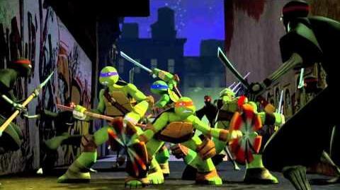 Nickelodeon's Teenage Mutant Ninja Turtles (OFFICIAL TRAILER)