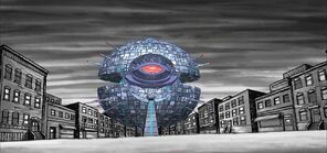 Technodrome redesigned