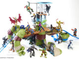"24"" Leonardo Turtle to Playset (2015 toy)"