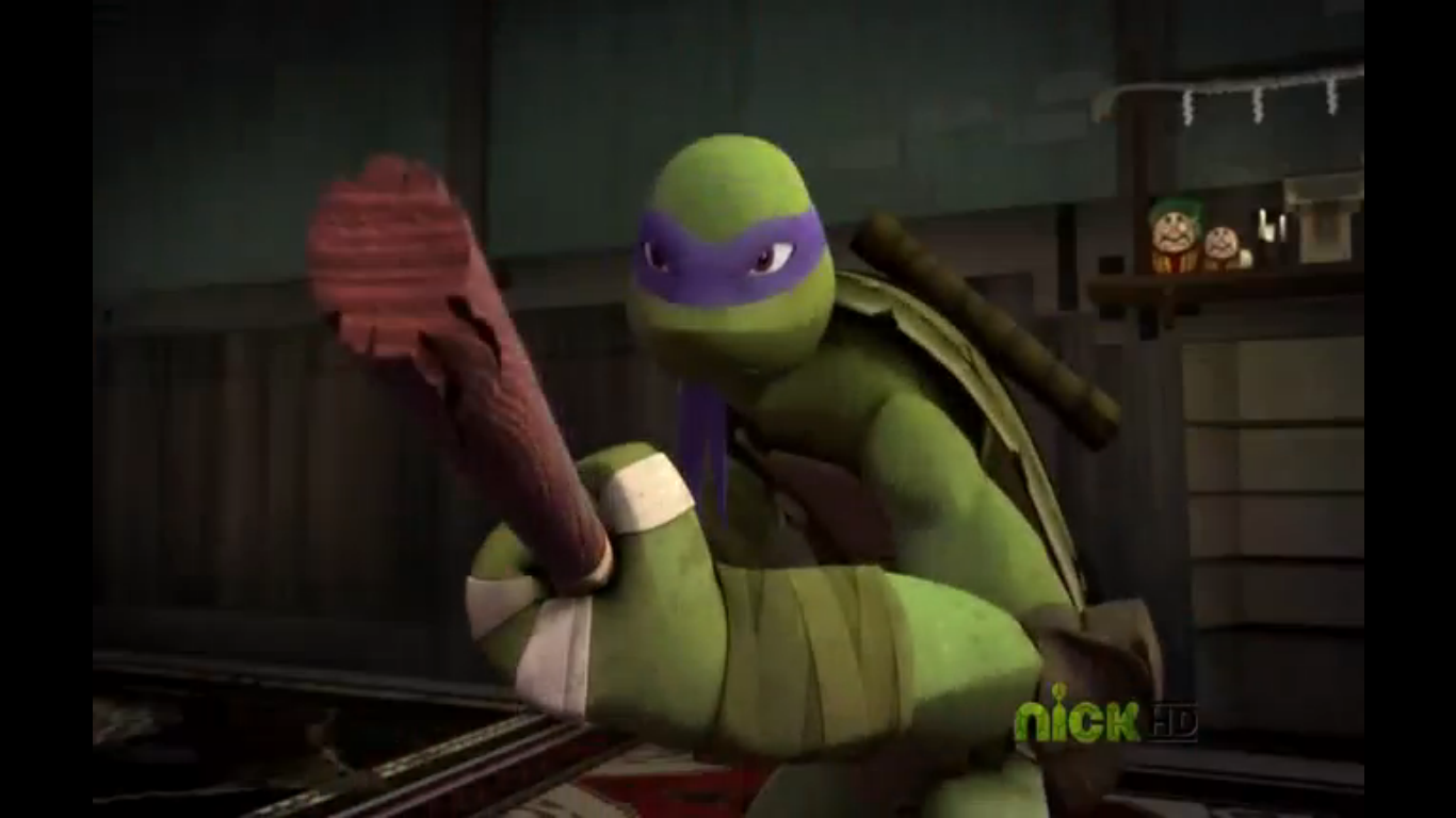 Donatello 2012 Tv Series Tmntpedia Fandom