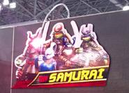 Samurai Turtles Toyline