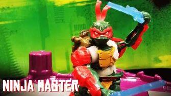 Tomy's Battroborg Teenage Mutant Ninja Turtles Battroborg PROMO HD