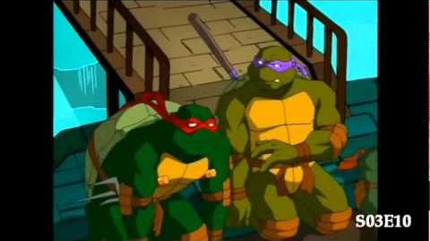 Funny Moments - TMNT