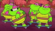 Teenage Mutant Ninja Turtles ( Teen Titans Go)