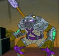 Donatello battle