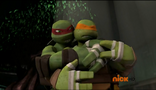 Mikey, Raph training2