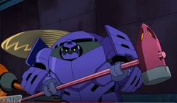 Purple Mech