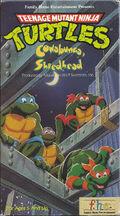 TMNT Cowabunga, Shredhead VHS