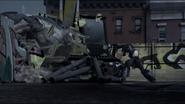 226-LeatherheadVsShredder