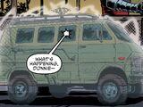 Turtle Van (IDW)