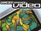 Teenage Mutant Ninja Turtles: Gameboy Advance Video Volume 1