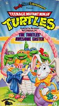 TMNT The Turtles' Awesome Easter VHS