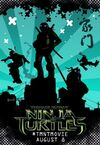 Tmnt poster by Mike Johnston