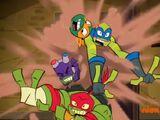 List of Rise of the Teenage Mutant Ninja Turtles episodes