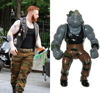 Rocksteady Outfit Reference