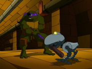 Things change 25 - donatello and mouser