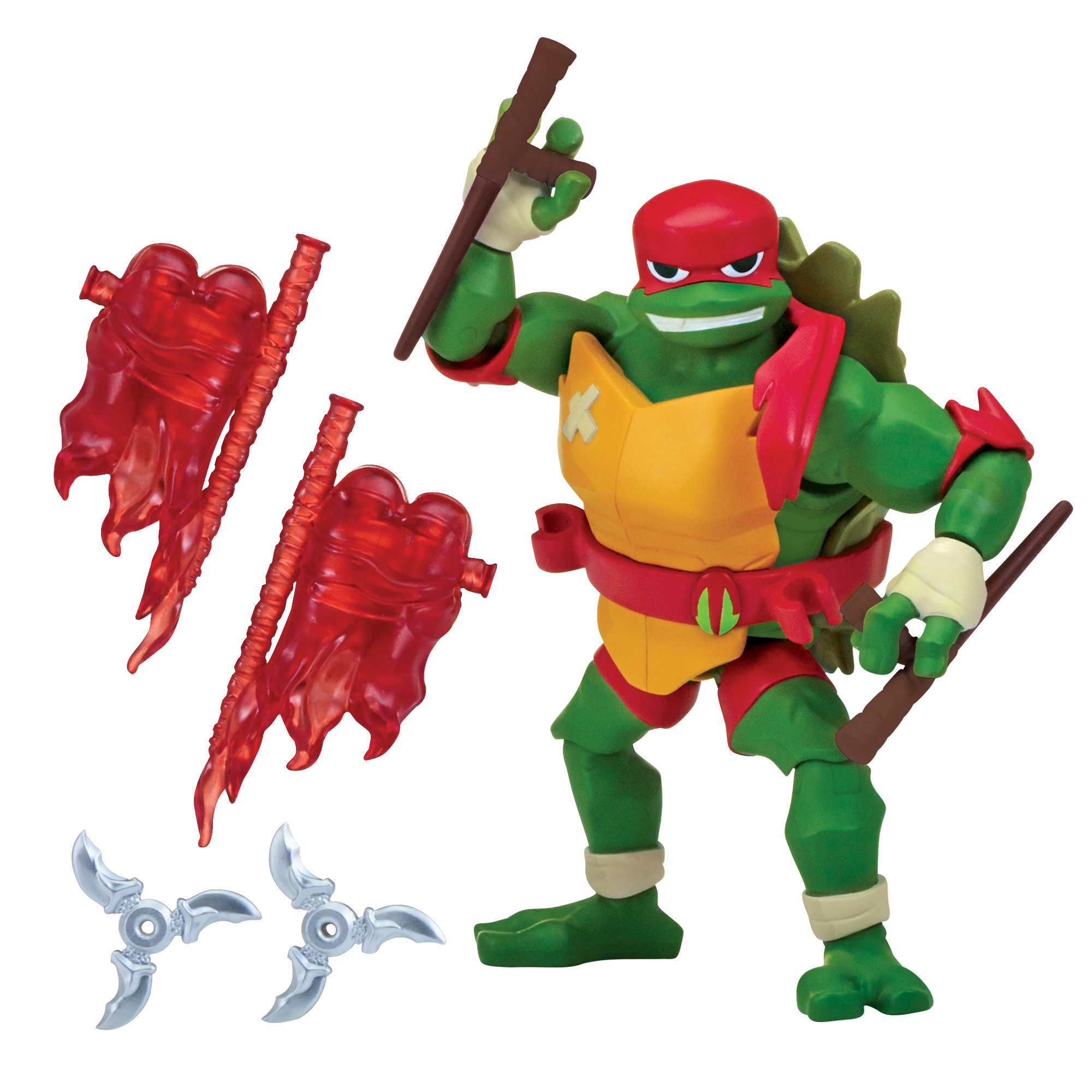 Raphael 2018 Action Figure Tmntpedia Fandom Powered