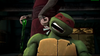 Splinter pinching Raph