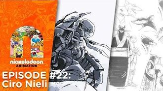 Episode 22 Ciro Nieli Nick Animation Podcast