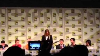 Greg Cipes sings at SDCC