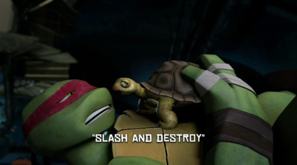 Slash and Destroy | TMNTPedia | FANDOM powered by Wikia
