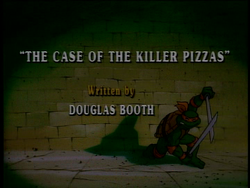 The Case of the Killer Pizzas 1