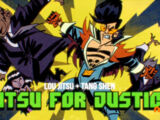 Jitsu for Justice