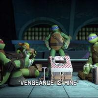 Vengeance Is Mine Tmntpedia Fandom